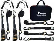 Clicca per ingrandire Xtreme Cargo Straps     Kit 1 fissaggio bagagli
