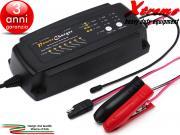 Carica batteria Xtreme   12V   2 4 8A a 7 fasi