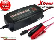Carica batteria Xtreme    12V   5A a 7 fasi