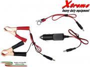 Tester Controllo Batteria   6V  12V  24V