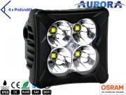 Clicca per ingrandire Faro LED  N2 20W   Profondit    2200 lm