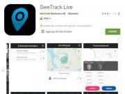 SweTrack Live   App Android e IOS