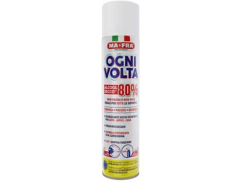 Spray Igienizzante   OGNI VOLTA