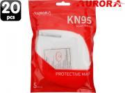 Mascherine FFP2 KN95   Filtrazione   8805  95    20 pz