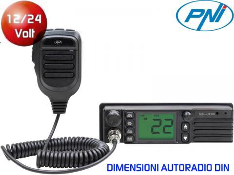 Radio CB ricetrasmittente   PNI Escort HP 9500