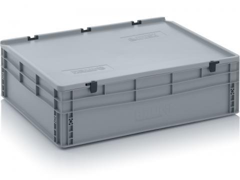 Box Euro sovrapponibile    80x60x23 5 cm