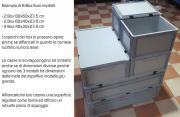 Box Euro sovrapponibile    40x30x23 5 cm