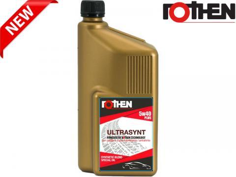 Rothen ULTRASYNT PLUS     Rothen Extra   5w40