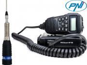 Clicca per ingrandire Kit 6   Radio CB PNI   HP 55   Antenna Sirio