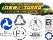 INSA TURBO   235 85 R16   Dakar