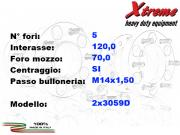 Xtreme distanziali ruote 4x4   Land Rover Discovery 2