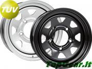 Clicca per ingrandire Suzuki SJ e Samurai   Dakar 15x7J ET  12