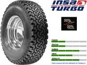 INSA TURBO   235 85 R16    Ranger