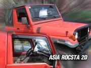 Deflettori aria   Asia Rocsta