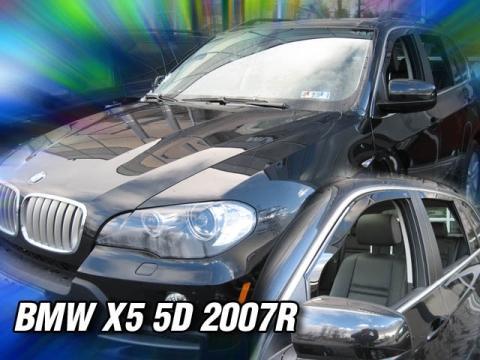 Deflettori aria   BMW X5 5P
