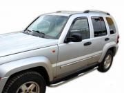 Clicca per ingrandire Deflettori aria   Jeep Cherokee KJ