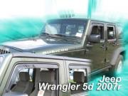 Clicca per ingrandire Deflettori aria   Jeep Wrangler JK JL Unlimited