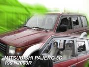 Clicca per ingrandire Deflettori aria   Mitsubishi Pajero V20