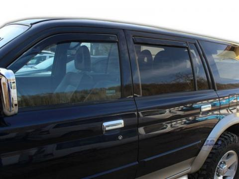 Deflettori aria   Mitsubishi Pajero Sport