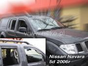 Clicca per ingrandire Deflettori aria   Nissan Navara D40