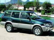 Clicca per ingrandire Deflettori aria   Nissan Terrano 5P