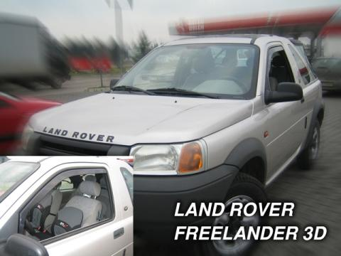 Deflettori aria   Land Rover Freelander 3P