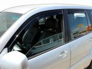 Clicca per ingrandire Deflettori aria   Toyota Land Cruiser 120