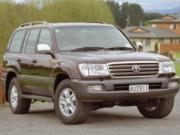 Clicca per ingrandire Deflettori aria   Toyota Land Cruiser 100