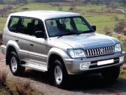 Clicca per ingrandire Deflettori aria   Toyota  Land Cruiser 90 95