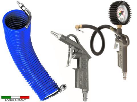 Air kit semiprofessionale   Pistole e tubo da  5 mt