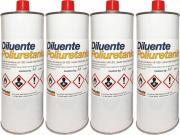 Clicca per ingrandire Protectakote   Diluente Poliuretanico 4 L