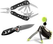Pinze Multiuso e coltelli