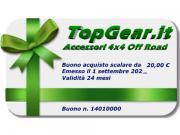 Click to enlarge Buono Acquisto    20 00