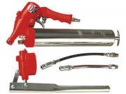 Clicca per ingrandire Pistola ingrassaggio   pneumatica e manuale
