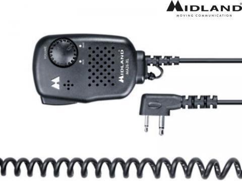 Microfono a standard   Midland   MA26 L