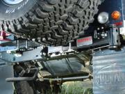 Clicca per ingrandire Ruotanic Kit montaggio   seconda ruota scorta