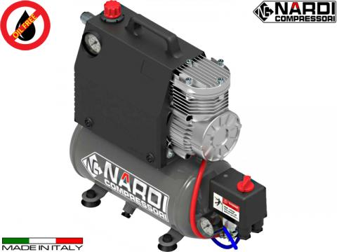 Compressore aria 230V    Nardi Silverstone 2 230 50