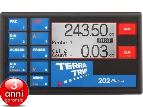 Terratrip 202 Plus   Rally Computer V4