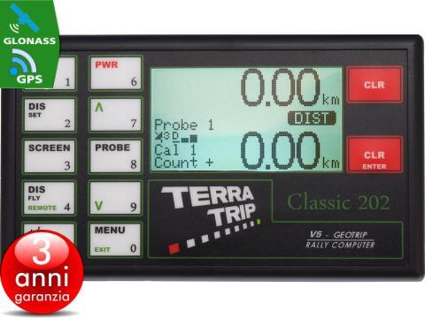 Terratrip 202 GeoTrip   Classic GPS V4