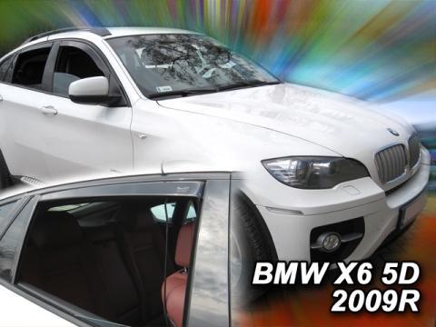 Deflettori aria   BMW X6 5P