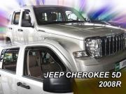 Clicca per ingrandire Deflettori aria   Jeep Cherokee KK