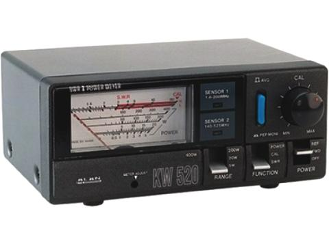 Rosmetro Wattmetro   Midland KW 520