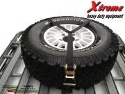 Clicca per ingrandire Xtreme Cargo Straps   Blocca ruota scorta