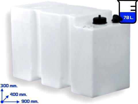 Serbatoio acqua   Titano Plus 73B