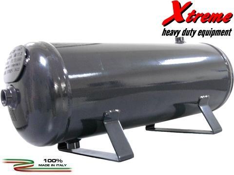 Serbatoio aria compressa   ausiliario da 10 litri