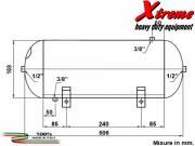 Serbatoio aria compressa   certificato 11bar   10 litri