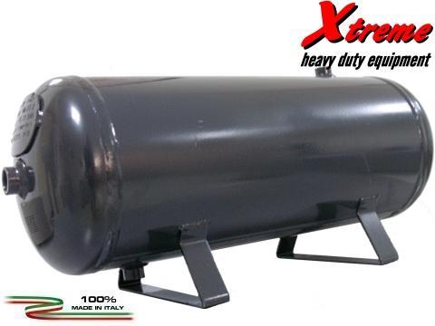 Serbatoio aria compressa   ausiliario da 15 litri