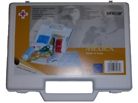 Cassetta Pronto Soccorso     Medex
