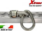 Clicca per ingrandire Xtreme Slide   Fix   Gancio Heavy Duty e anello