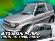 Clicca per ingrandire Deflettori aria   Mitsubishi Pajero Pinin 3P